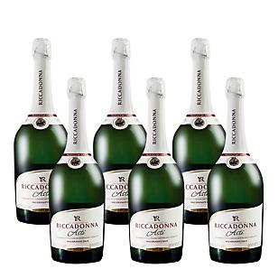 Espumante Asti Pack x 6 Botellas 750 ml