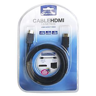 Cable HDMI MV-2310 1,8 mt
