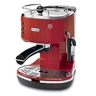 Cafetera Icona Eco310 Roja