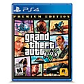 Vídeojuego Grand Theft Auto V para PS4