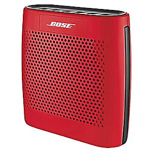 Parlante Soundlink Color Bt Rojo