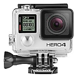 Cámara Outdoor Hero 4 Silver Adventure Ultra HD 12 MP