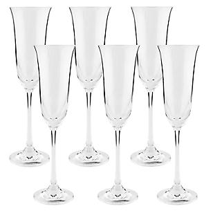 Set de Copas x6 para Champagne