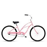 Bicicleta Mujer Cruiser 1 Ladies Rosada Aro 26