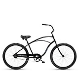 Bicicleta Cruiser 1 Negra Aro 26
