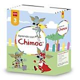 Ediciones SM Libro de Aprendo con Chimoc - 3 a&ntildeos