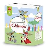 Ediciones SM Libro de Aprendo con Chimoc - 4 a&ntildeos