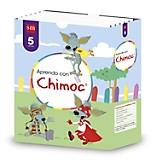 Ediciones SM Libro de Aprendo con Chimoc - 5 a&ntildeos