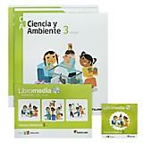 Santillana Libro de Ciencia y ambiente t. Juntos 3