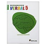 Libro de Razonamiento verbal secundaria 5
