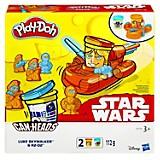 Juego Plastilina Star Wars