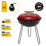 Parrilla Mini Grill Cooler