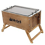 Caja China Mediana Acero Plegable