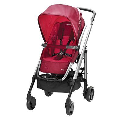 Bebé Confort Coche de Paseo Raspberry Red Loola