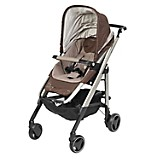 Coche de paseo Loola Walnut Brown