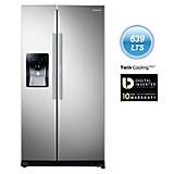 Refrigeradora Samsung 639 lt. FSR RH25H5613SL Inox