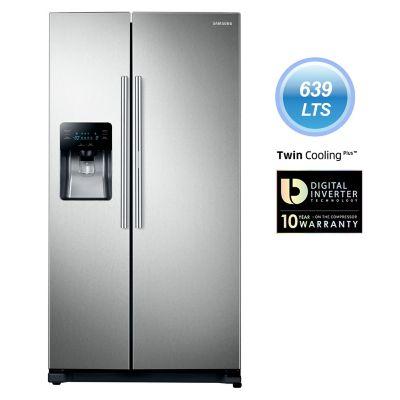 Samsung Refrigeradora Samsung 639 lt. FSR RH25H5613SL Inox