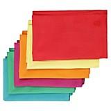 Set X6 Servilletas de Colores