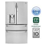 Refrigeradora 713 lt. GM84SDS Inox