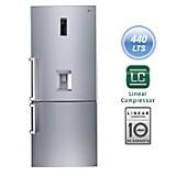Refrigeradora 440 lt. GB44SVN Silver