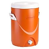 Cooler Para Líquidos 5 Galones Naranja