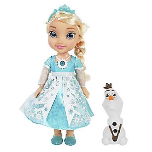 Princesa Elsa Vestido Mágico