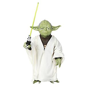 Figura Yoda Gigante