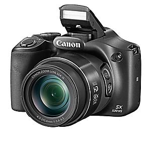 Cámara PowerShot SX530 HS 16.0 MP Full HD