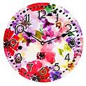 Reloj Flores 30 cm