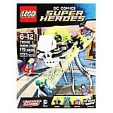 Set DC Comics Super Heroes El Ataque de Brainiac