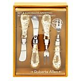 Set de Cuchillos Mante Murano x 4 Piezas