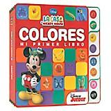Libro de Colores Mickey Mouse
