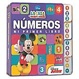 Libro de Números Mickey Mouse
