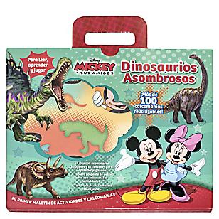 Mi Primer Maletín Dinosaurios