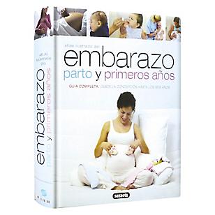 Atlas Ilustrado de Embarazo, parto y primeros años