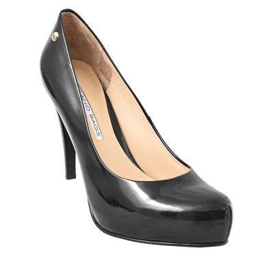 Milano Bags Zapatos para Mujer Fr6561 Negro