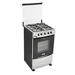 Cocina a Gas 4 hornillas 20