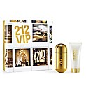 Perfume Mujer 212 VIP EDP 80 ml + Crema Corporal 100 ml