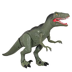 Dinosaurio Velociraptor 20 cm con Sonido