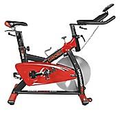 Bicicleta de Spinning Negro/ Rojo