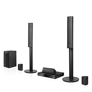 Home Theater LHB645 5.1ch 1000 W