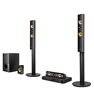 Home Theater LHB745 3D 1200 W