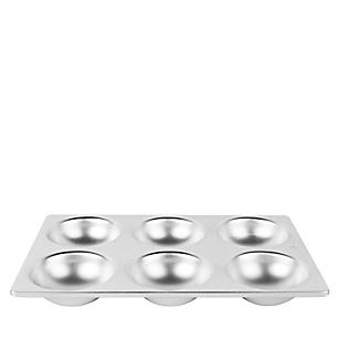 Molde Para Kekitos Mini Ball Pan