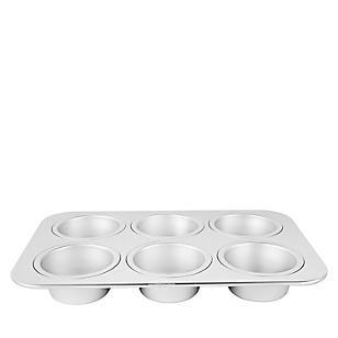 Molde Para Kekes Jumbo Muffin Pan