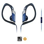 Audífonos Clip con Micro RP-HS34MPP Azul