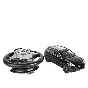 Porsche Cayenne Turbo Negro 114