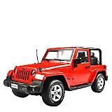 Jeep a Radio Control con Timón y Cargador