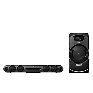 Minicomponente HCD-GT3D 720 W Mega Bass