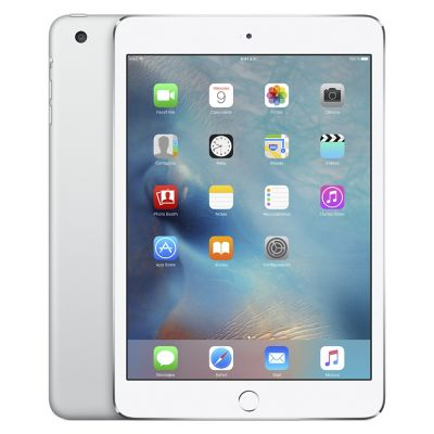 Apple iPad Mini 3 Retina Wi-Fi 128 GB Silver MGP42CL/A