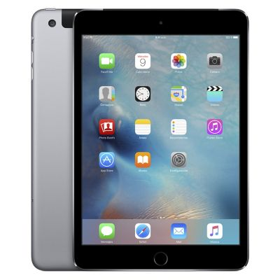 Apple iPad Mini 3 Retina Wifi + Celular 16 GB Gris Espacial